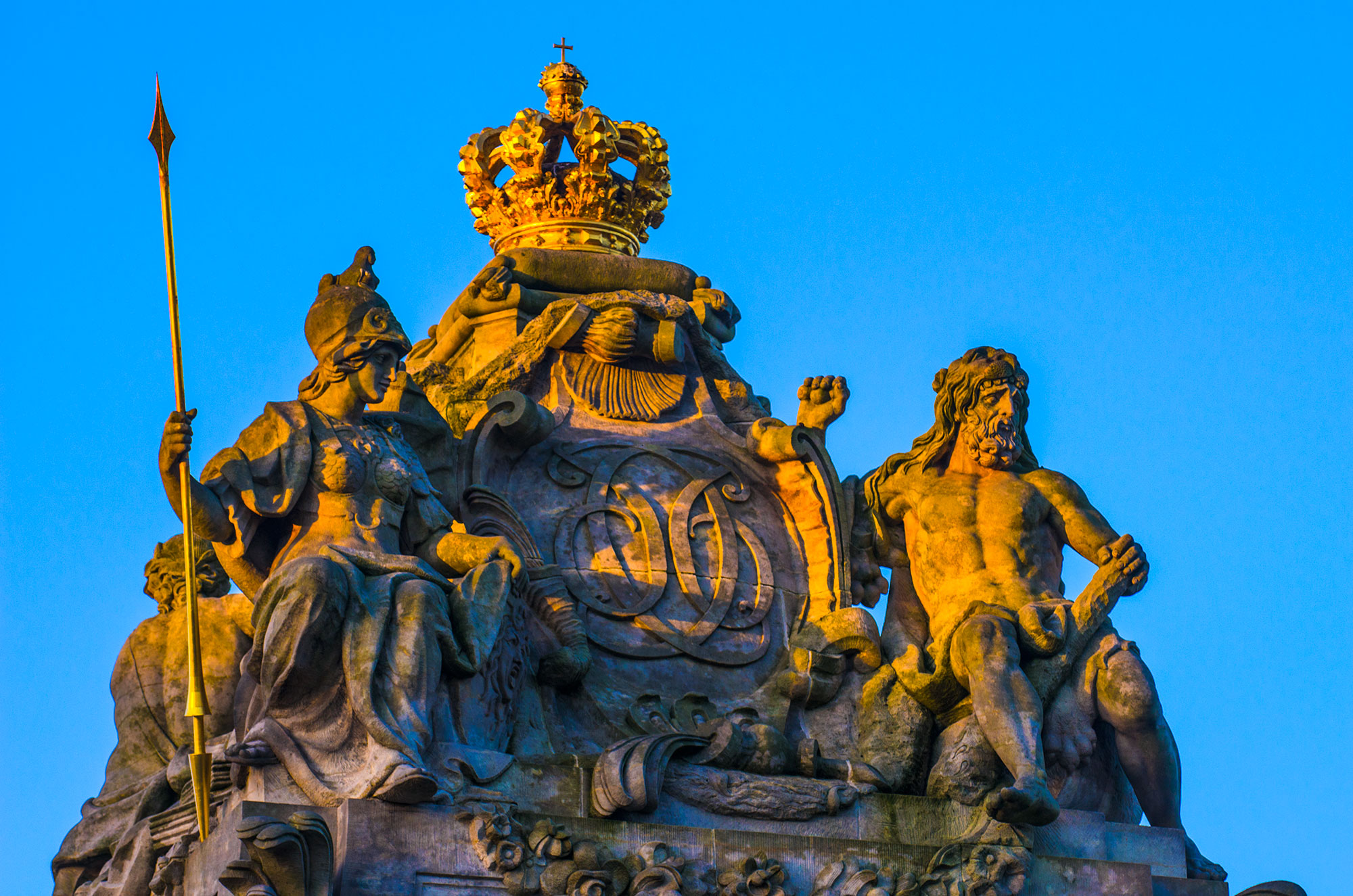 Christiansborg Detalje