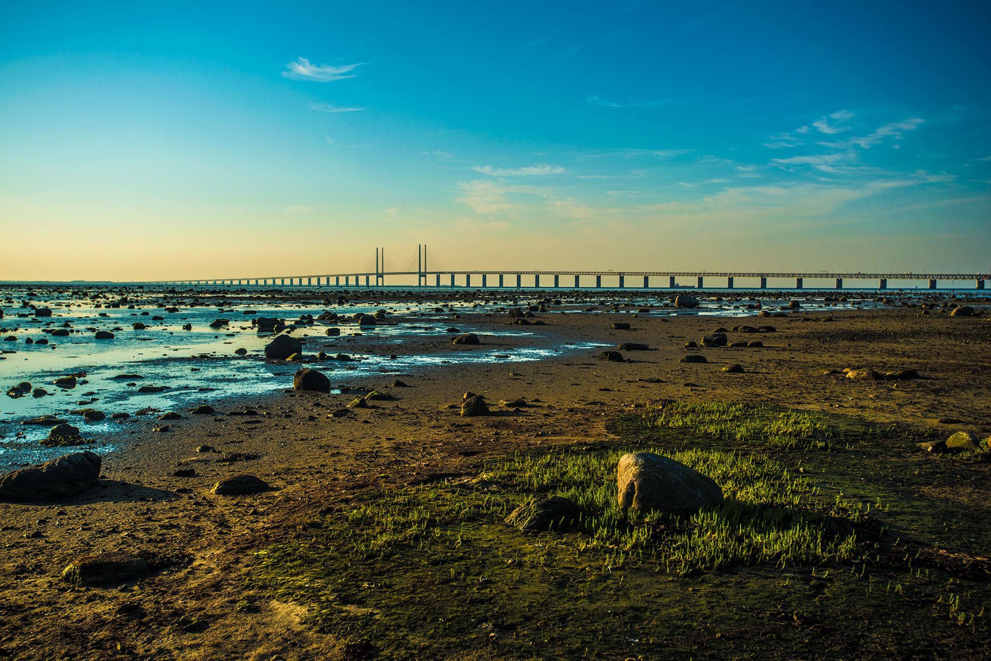 krestenhillerup.dk `s foto af øresundsbroen
