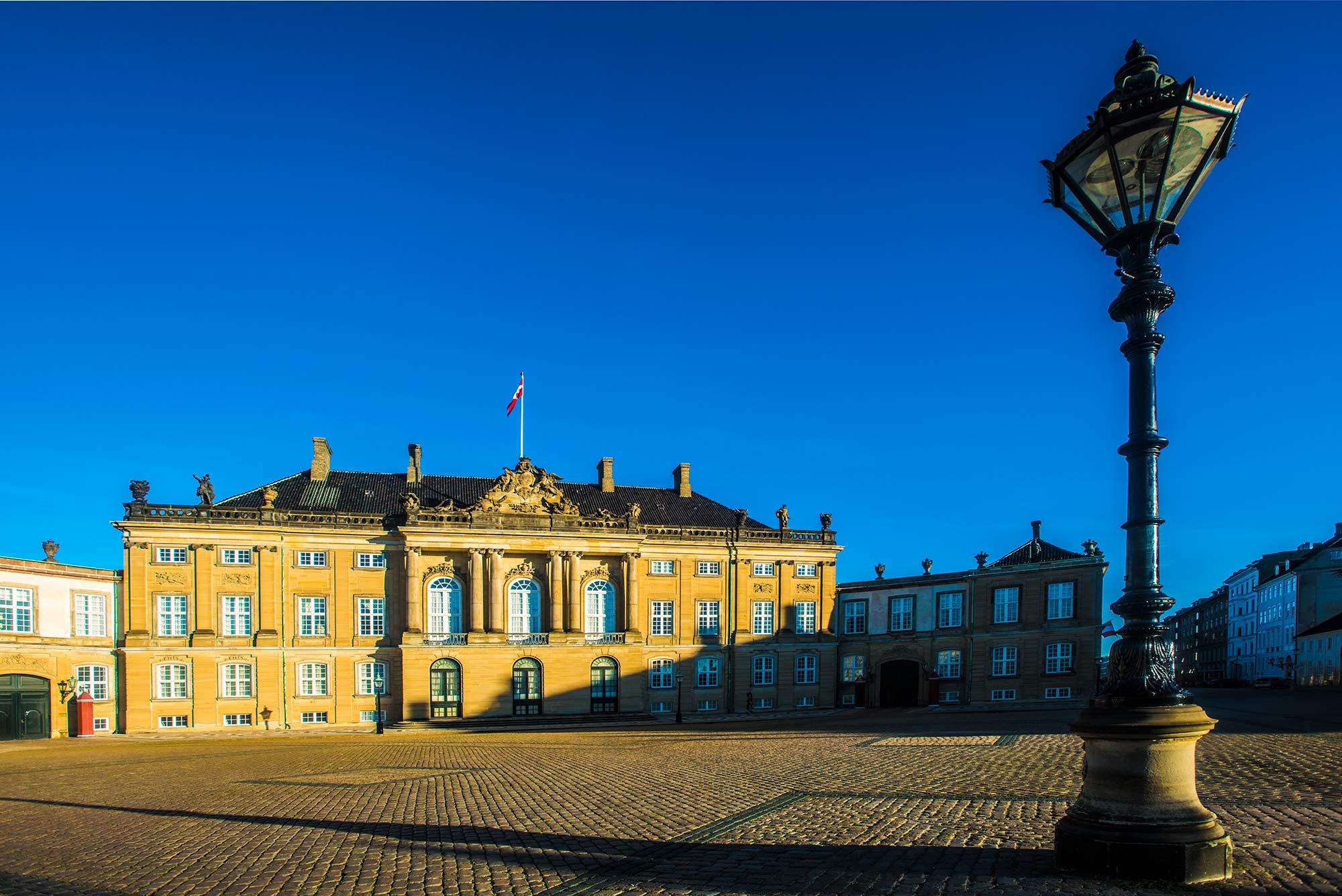 krestenhillerup.dk`s foto af Amalienborg slot