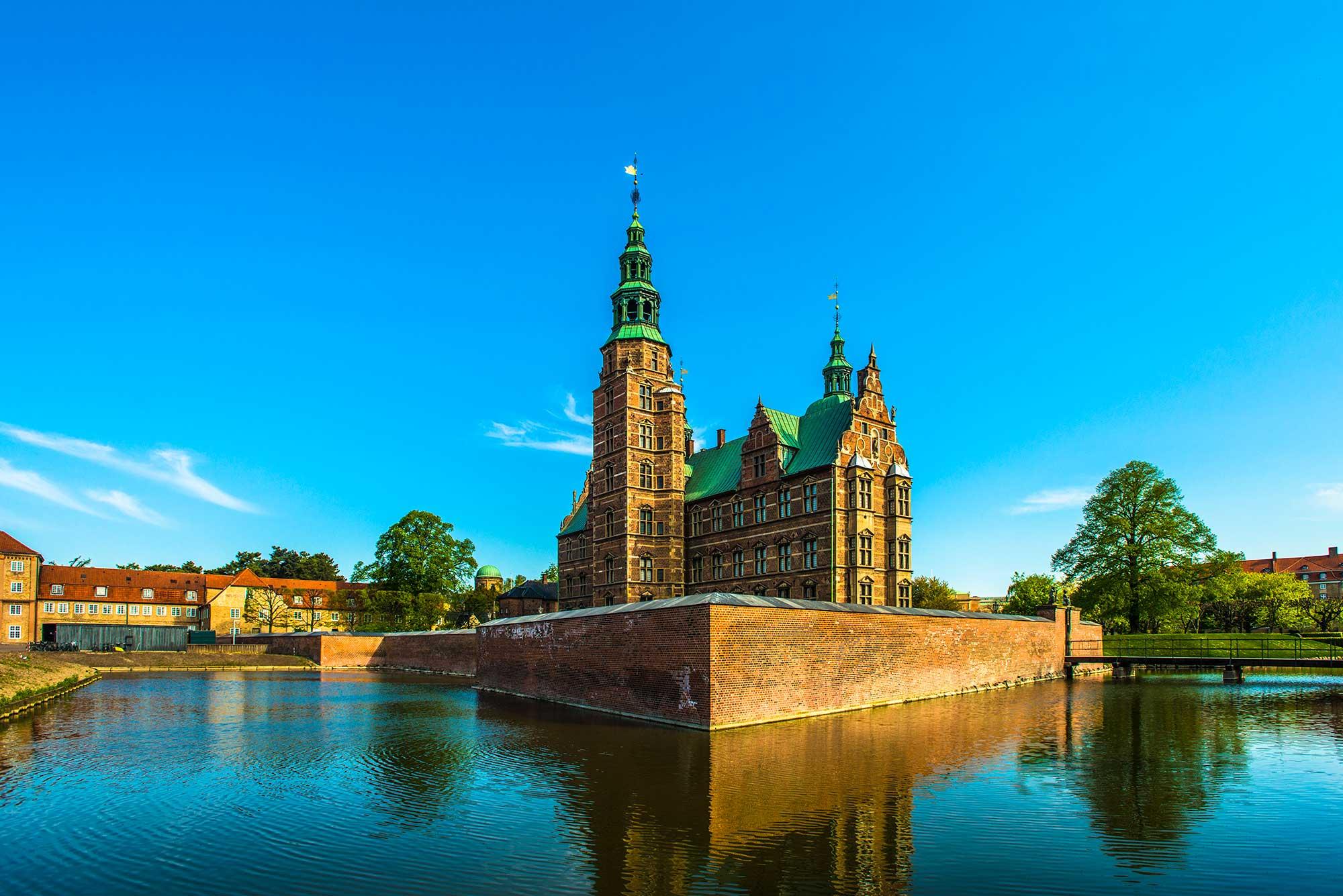Rosenborg Castle - krestenhillerup.dk