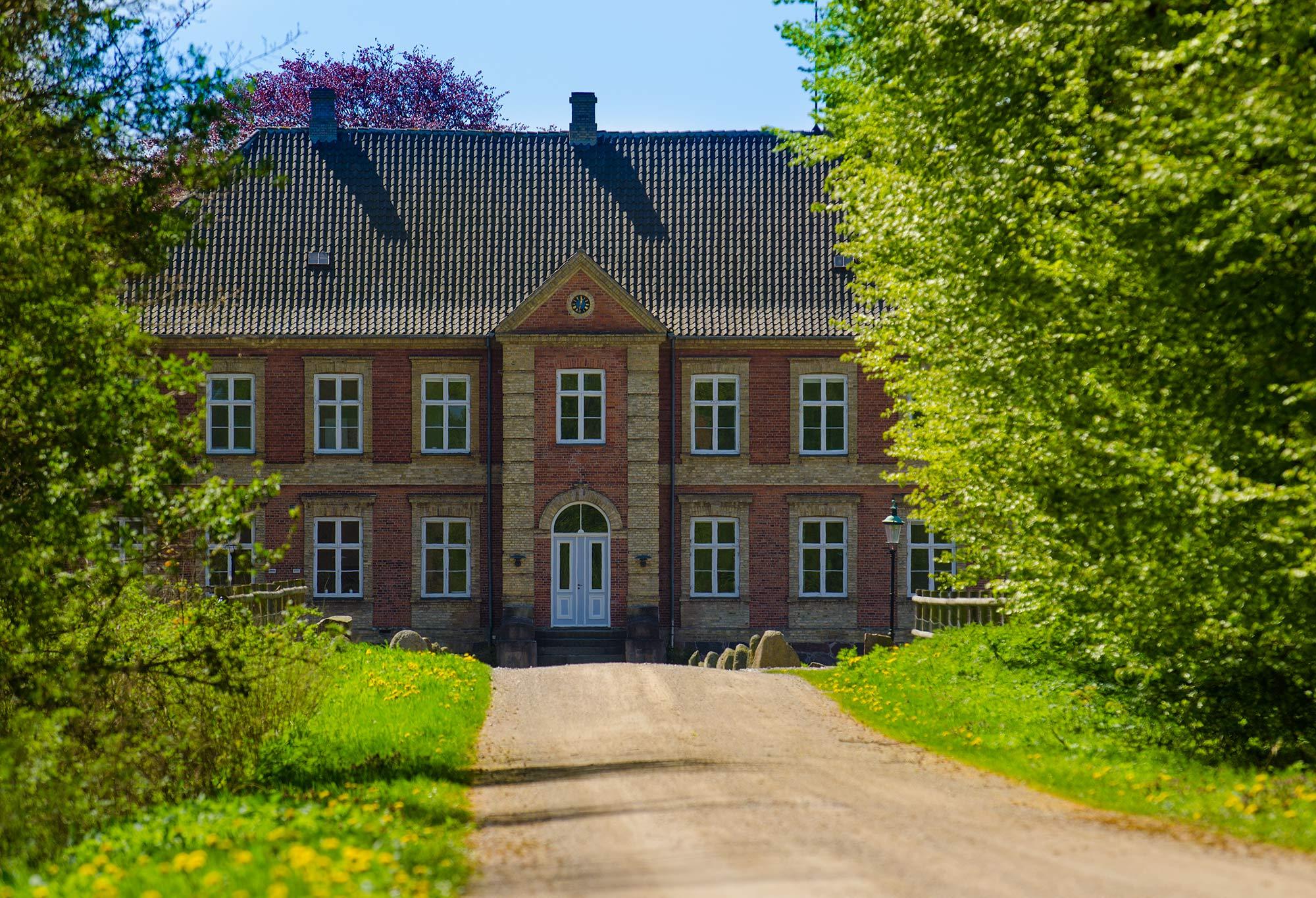 krestenhillerup.dk`s foto af Grønnessegård gods