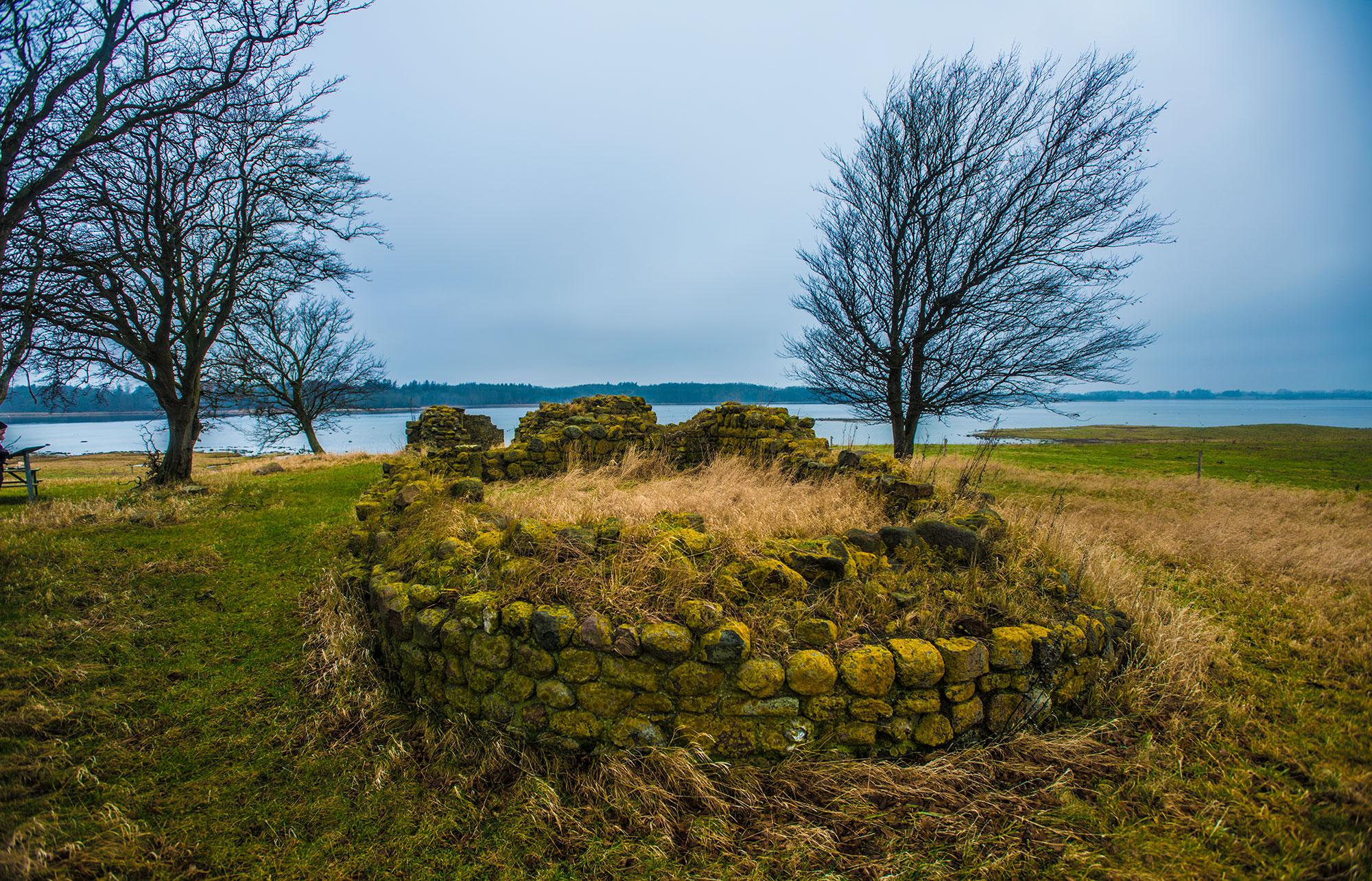 klosterkirken på Eskilsø Kloster - krestenhillerup.dk
