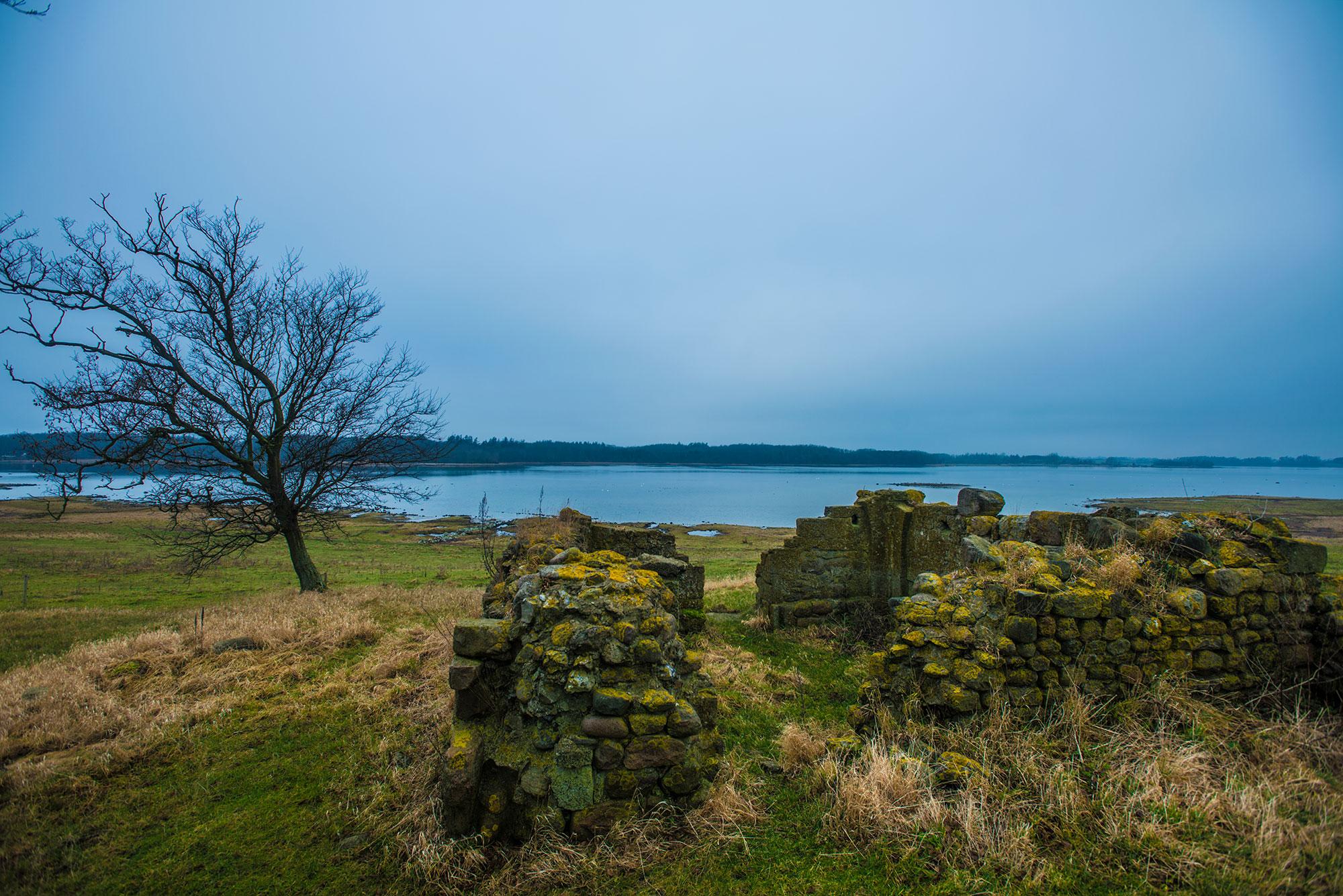 klosterkirken på Eskilsø Kloster