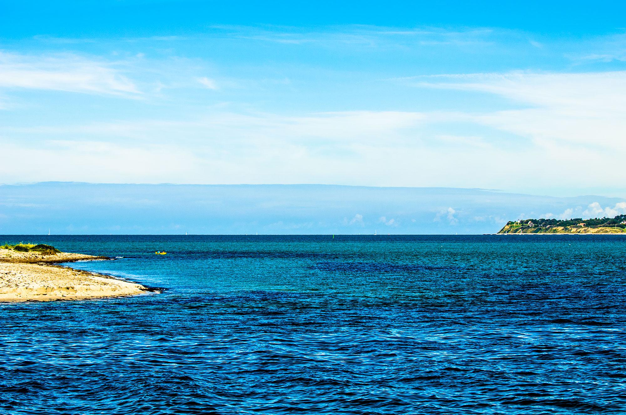 NakkeHage foran Isefjord