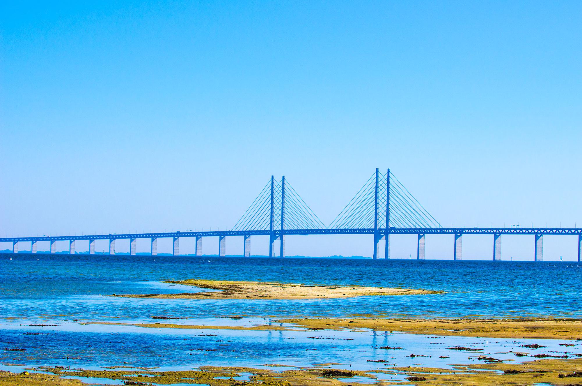 krestenhillerup.dk `s foto øresund bridge sweden and denmark