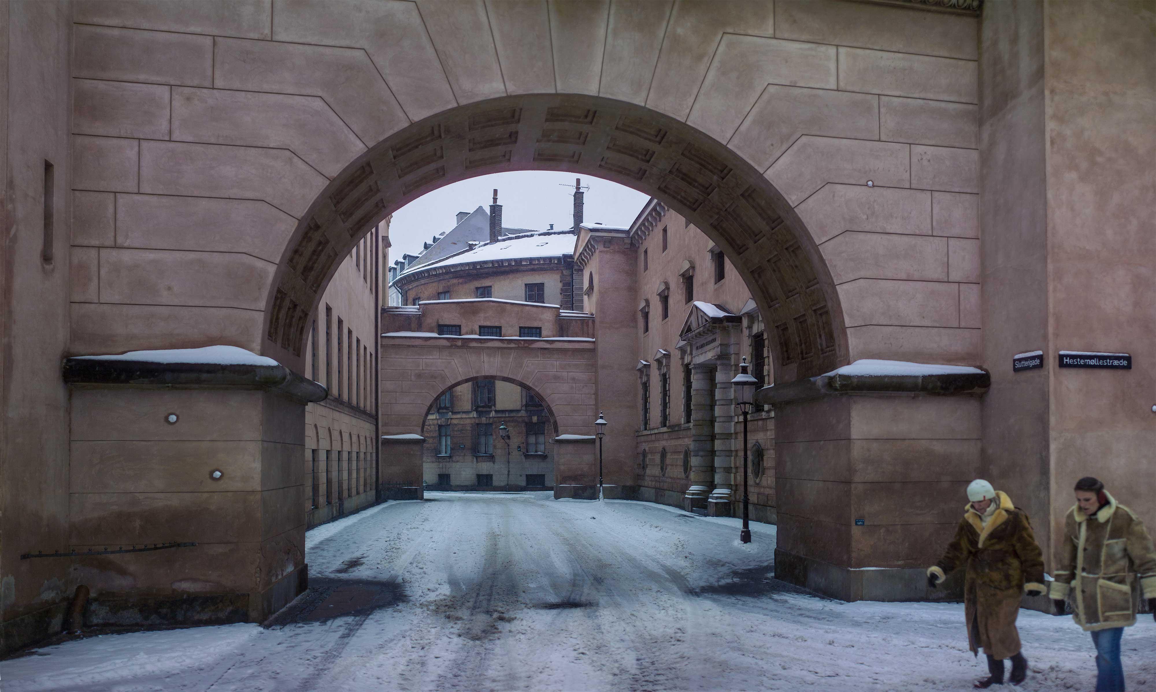 Københavns Byret Fogedretten.