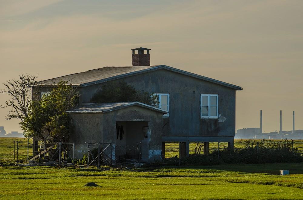 Hus på Saltholm